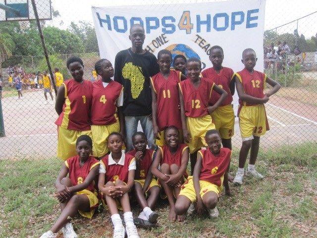 A Day in A Life - The Hoops 4 Hope Story