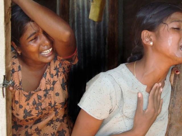 No Fire Zone: The Killing Fields Of Sri Lanka